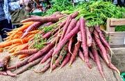 10th Sep 2017 - Purple carrots