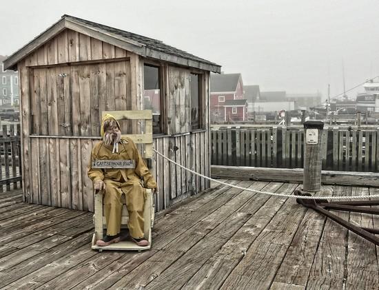 Captain Seymour Fog by joysfocus