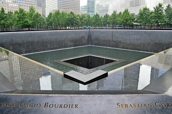 9 - 11 memorial by bigdad