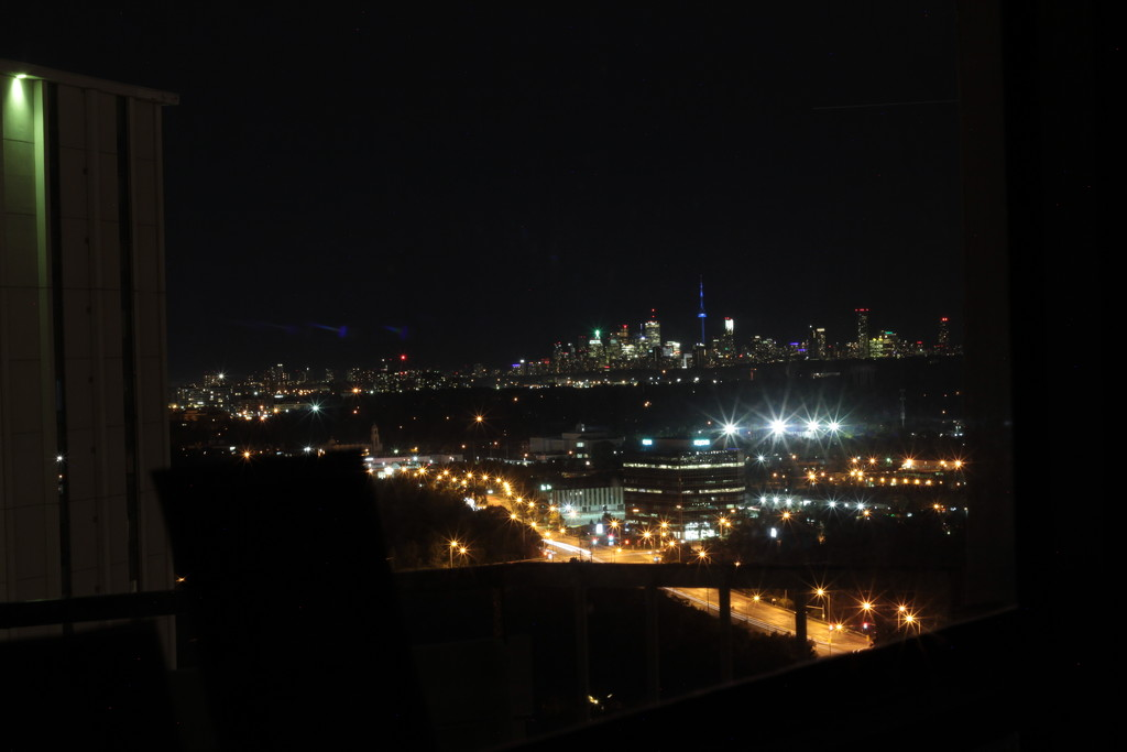 toronto skyline the 50mm view by summerfield