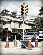 12th Sep 2017 - Solar traffic lights