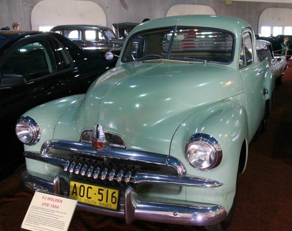 FJ Holden Ute by leggzy