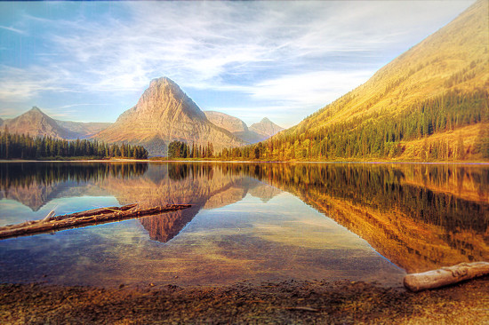 Two Medicine Reflections by 365karly1