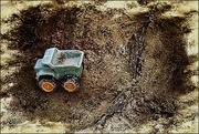 12th Sep 2017 - A Little Truck in the Sandbox