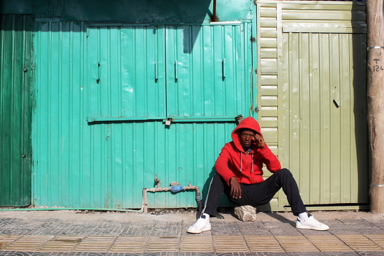 Another Addis Abeba red boy!  by vincent24