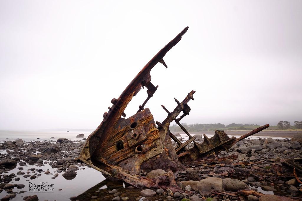 SS Gairloch by dkbarnett