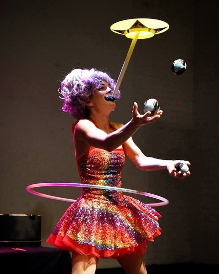 5th annual Michigan Burlesque fest  by annymalla