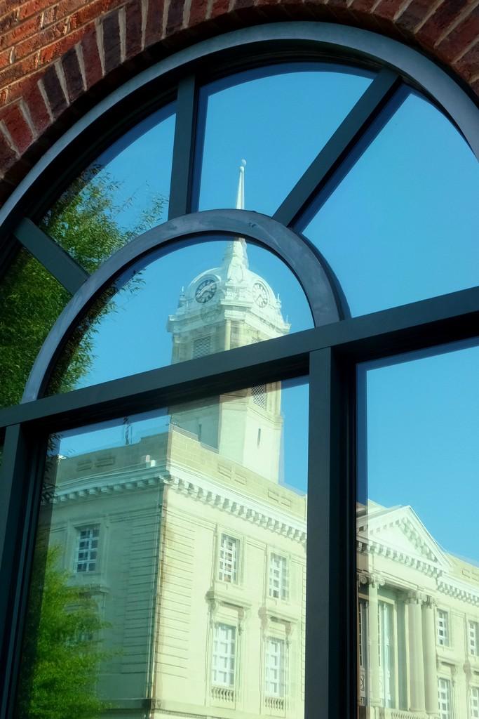 Window Mirror by linnypinny