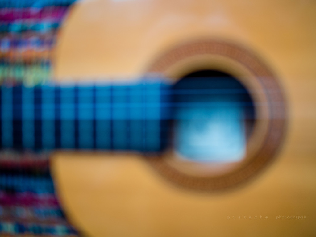 playing the blues by pistache