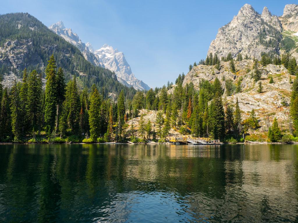 Jenny Lake by redy4et