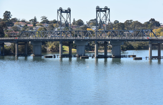 Ryde Bridge by annied
