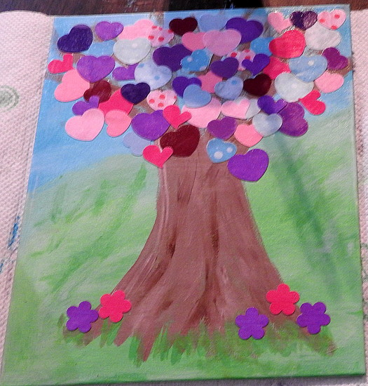 I 'heart' trees! by homeschoolmom