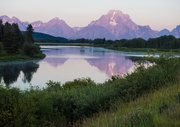 19th Sep 2017 - Sunrise at Oxbow Bend