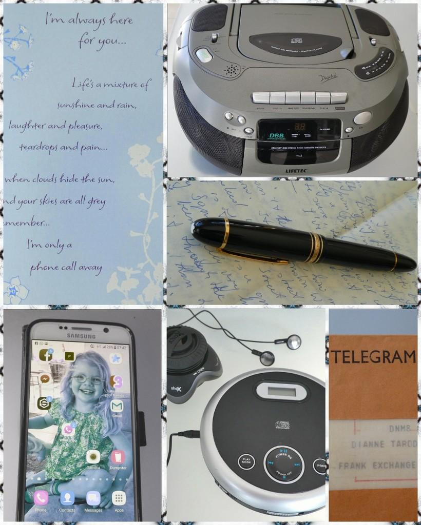 Communications by ludwigsdiana