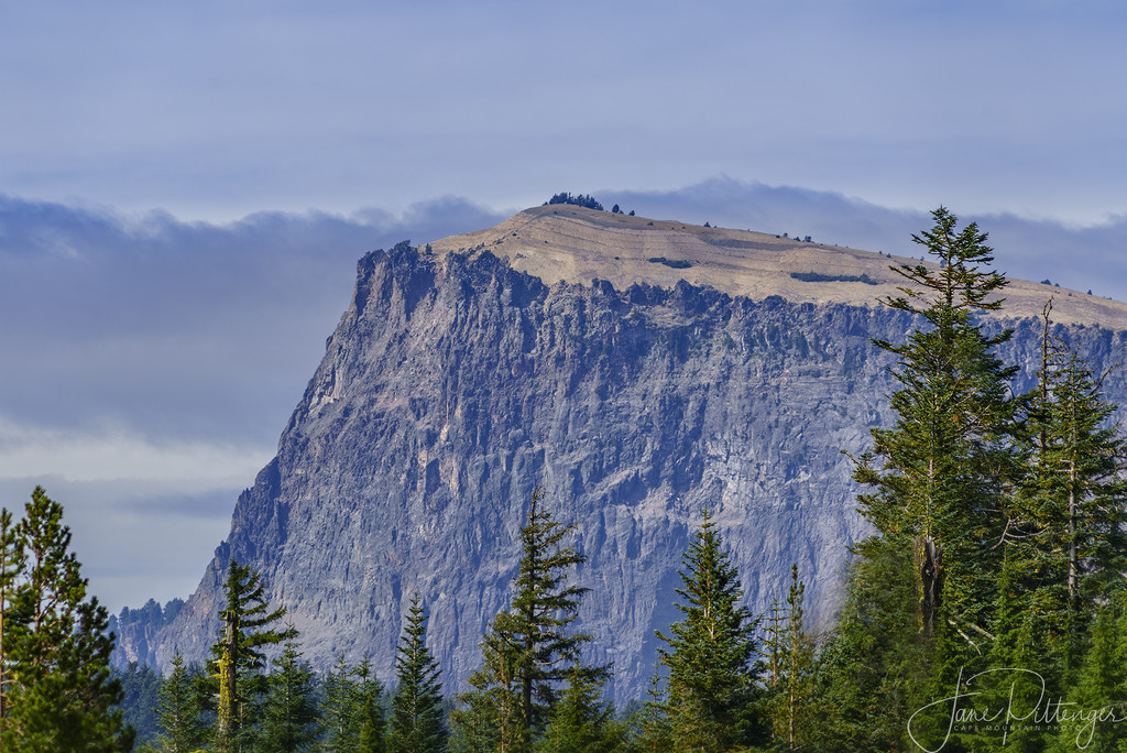 Not Half Dome by jgpittenger
