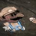 Day 259 Pavement art