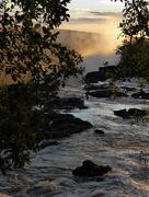 20th Sep 2017 - Sunset Victoria Falls