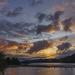 Sunrise On Siuslaw  by jgpittenger