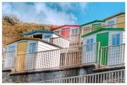 22nd Sep 2017 - Beach huts at Bude