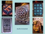 21st Sep 2017 - Quilts Unlimited