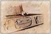 21st Sep 2017 - 1950's Tackle Box