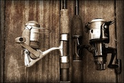 22nd Sep 2017 - Two Fishing Rods