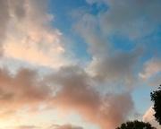 23rd Sep 2017 - Pastel clouds