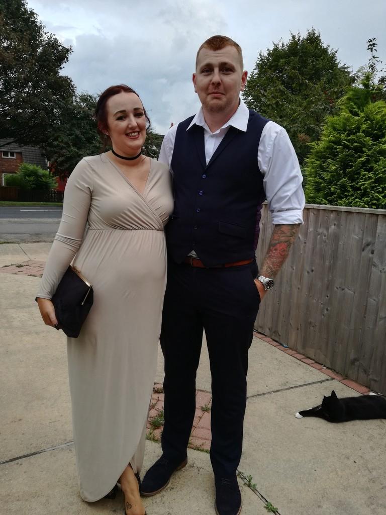 A lovely couple by plainjaneandnononsense
