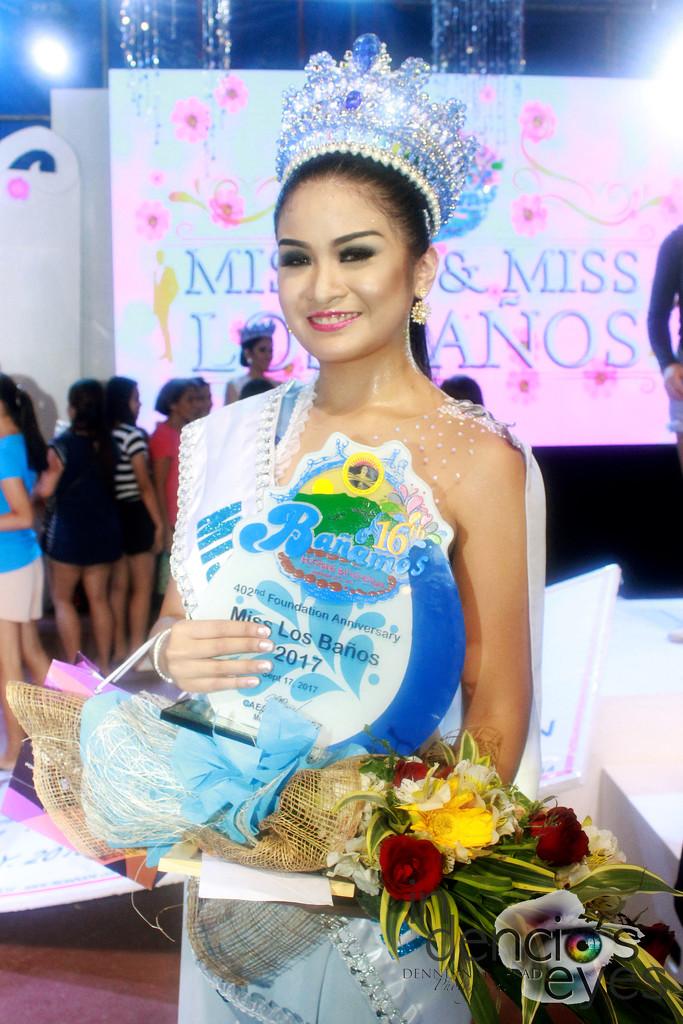Miss Los Baños 2017 by iamdencio