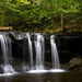 Oneida Falls, Ricketts Glenn State Park by skipt07