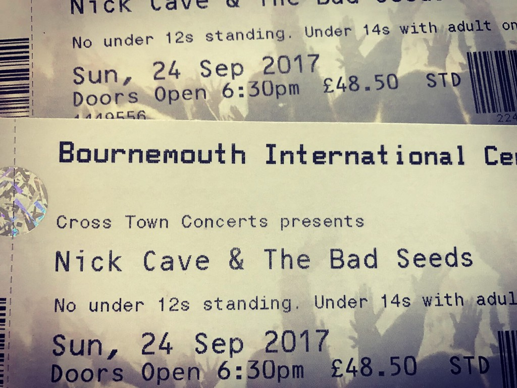 Nick Cave & The Bad Seeds by cookingkaren