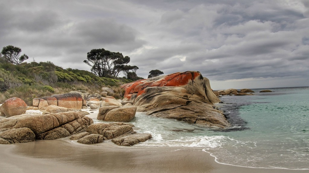 Bay of Fires by jack4john