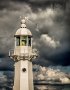 26th Sep 2017 - Mevagissey lighthouse