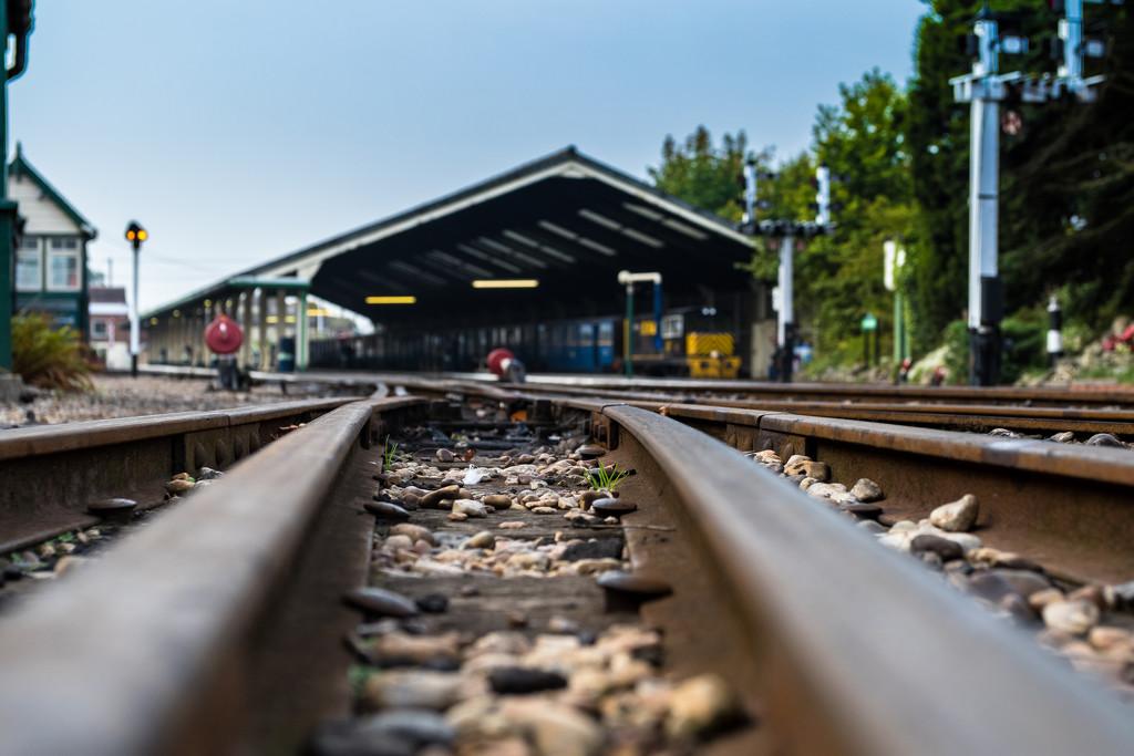 On the tracks by peadar