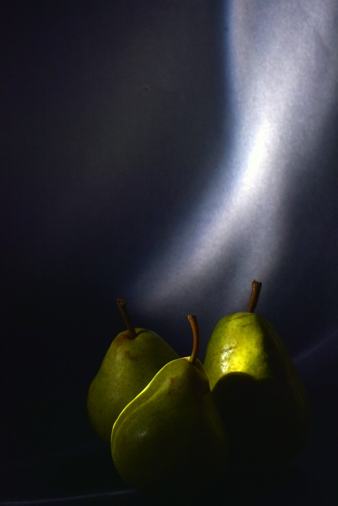 Light on the pears by jayberg