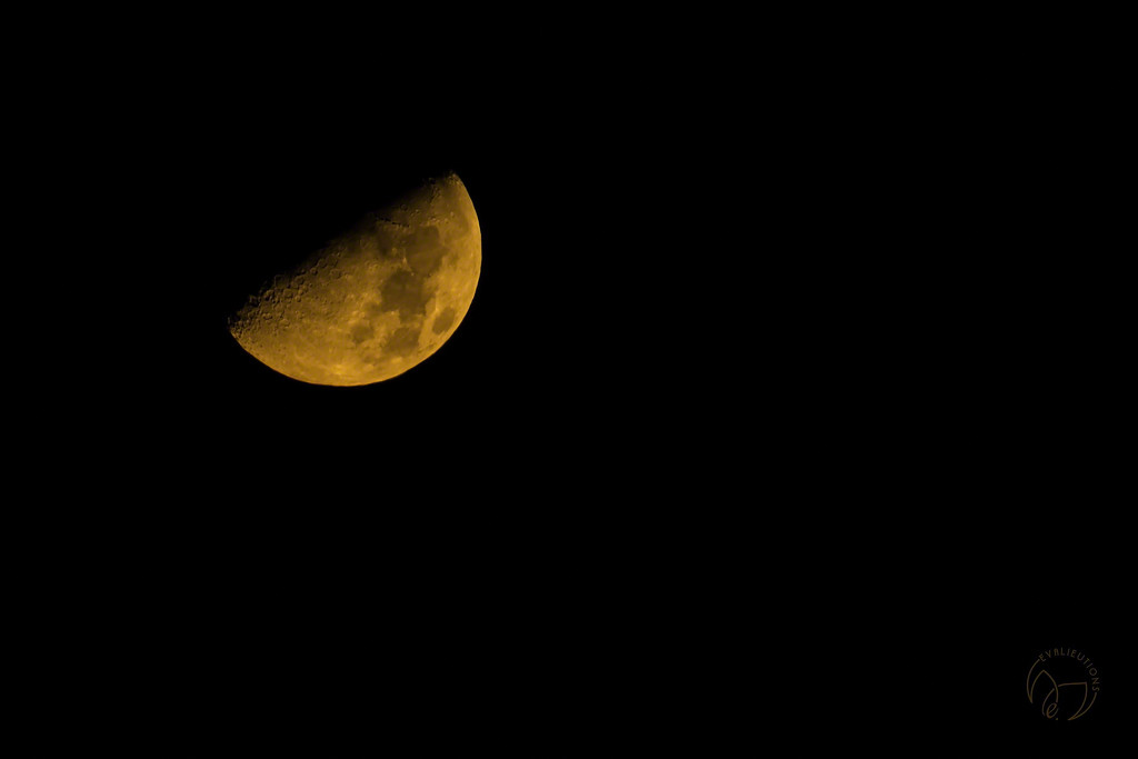 A Slice of Moon by evalieutionspics