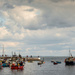 Mevagissey harbour  by swillinbillyflynn