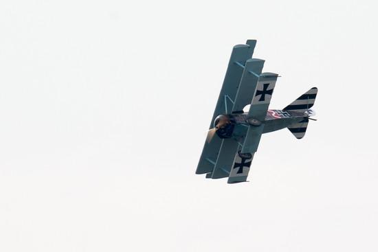 2017 09 29 - Replica Fokker Dr.1 Dreidecker German by pixiemac