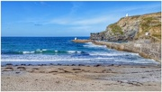30th Sep 2017 - The last of my holiday snaps - Portreath beach