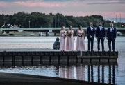 28th Sep 2017 - Riverwalk Wedding