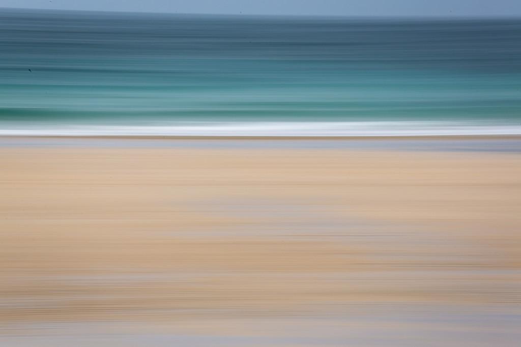 Porthmeor Beach, St Ives by dorsethelen