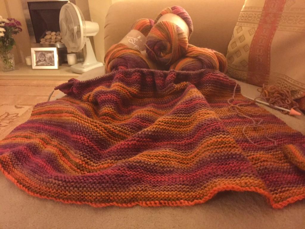 Knitting newbie! by pamknowler