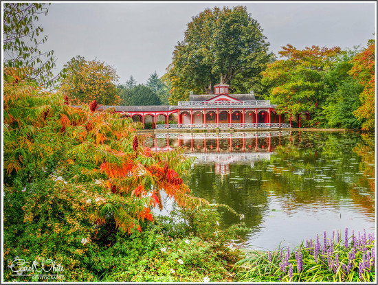 The Chinese Dairy,Woburn Abbey Gardens by carolmw