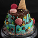 Melted ice-cream cake  by nicolecampbell