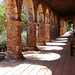 Arches of Mission San Juan Capistrano  by terryliv
