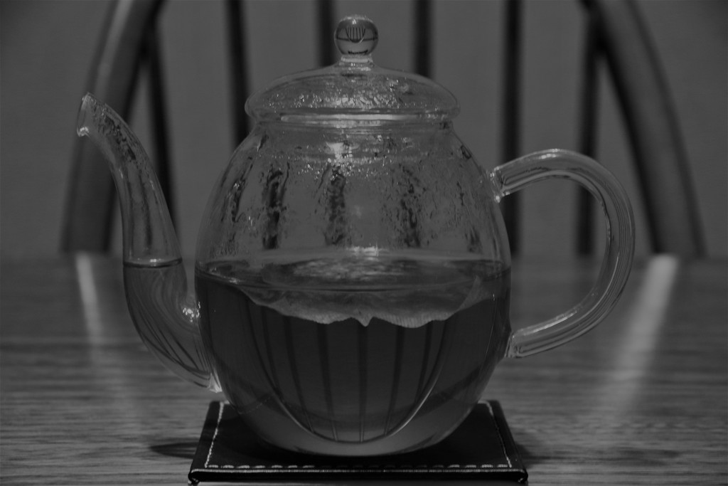 Floating Teabag and A Double Refraction by 30pics4jackiesdiamond
