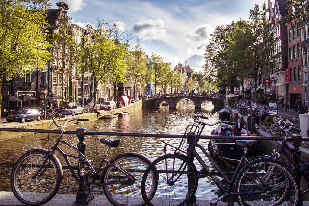 Amsterdam by ricaa