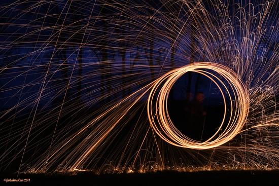 Steel Wool Fun by yorkshirekiwi