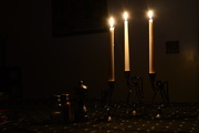 4th Oct 2017 - Well met by candlelight
