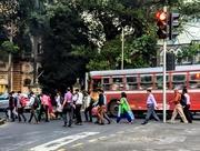 4th Oct 2017 - Evening rush hour